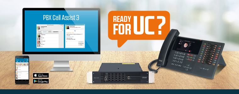 Call PBX 3 - ready for UC?